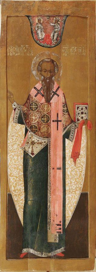 «Священномученик Антипа Пергамский», первая половина XVII века © Ярославский художественный музей