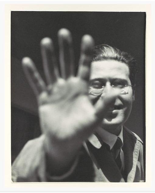 Люсия Мохой «Ласло Мохой-Надь», 1925-1926 © 2021 Artists Rights Society (ARS), New York