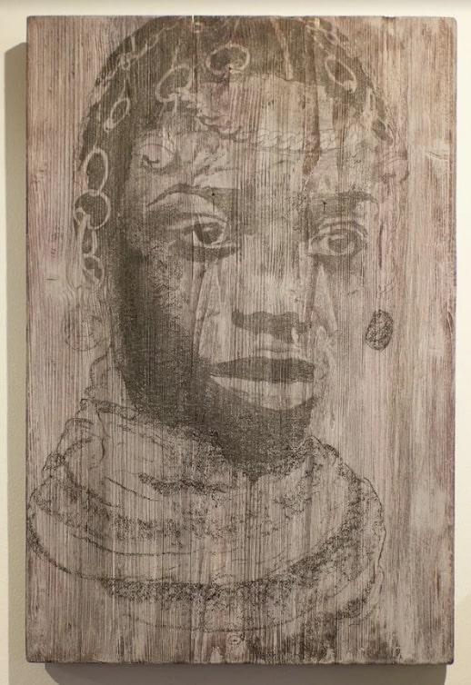 Стас Намин «Африканская принцесса», 2014 © Центр Стаса Намина