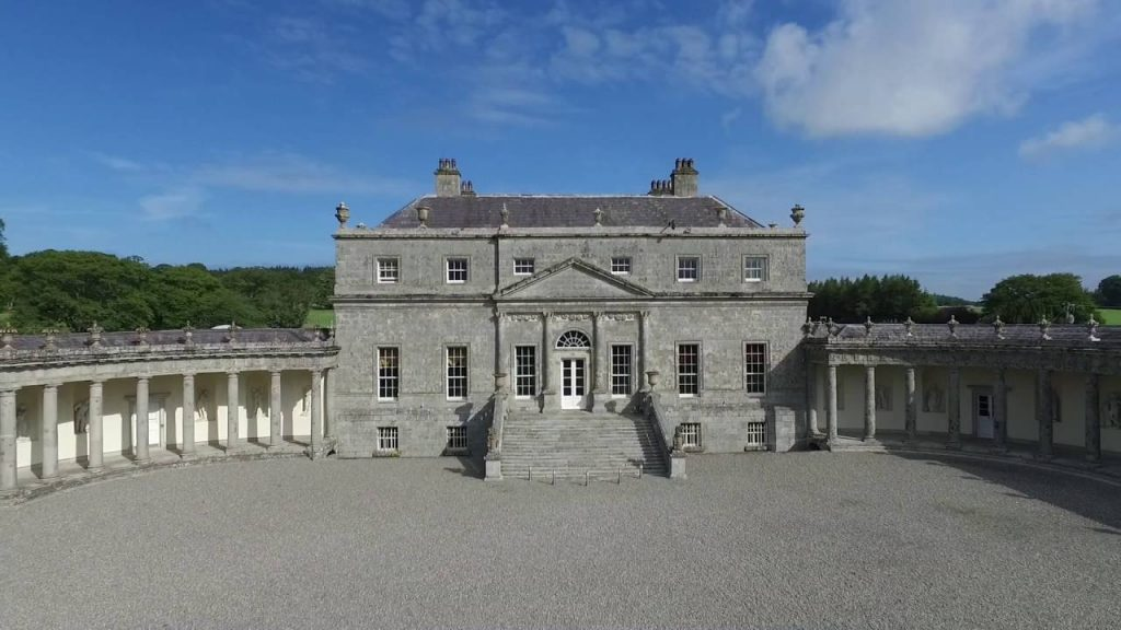 Рассборо-Хаус, графство Уиклоу, Ирландия