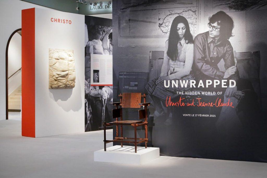 «Unwrapped: Скрытый мир Христо и Жанны-Клод» © Sotheby's