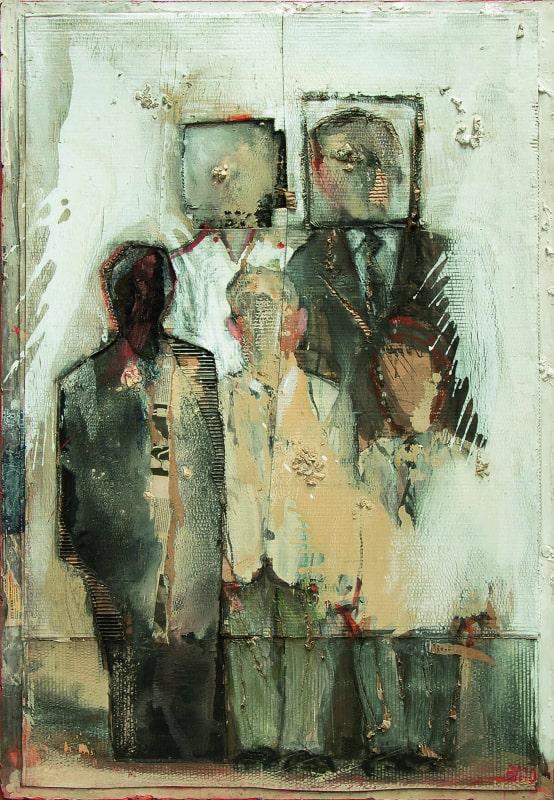 «Валерий Лукка. Бродяга и Борей» © Музей Анны Ахматовой