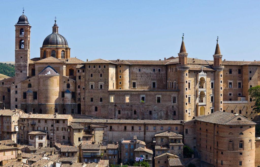 Palazzo Ducale, Urbino © Точка ART