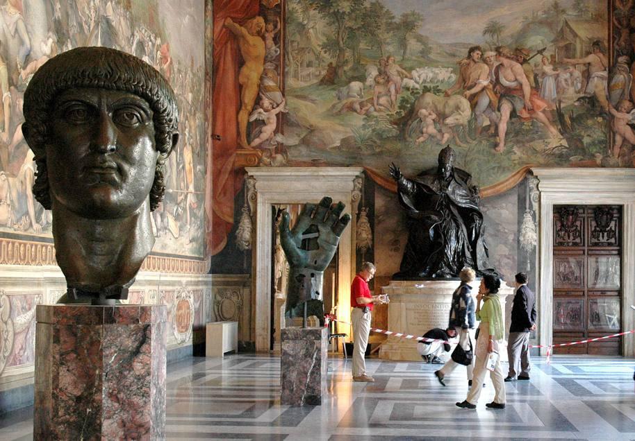 © Zeno Colantoni / Musei Capitolini