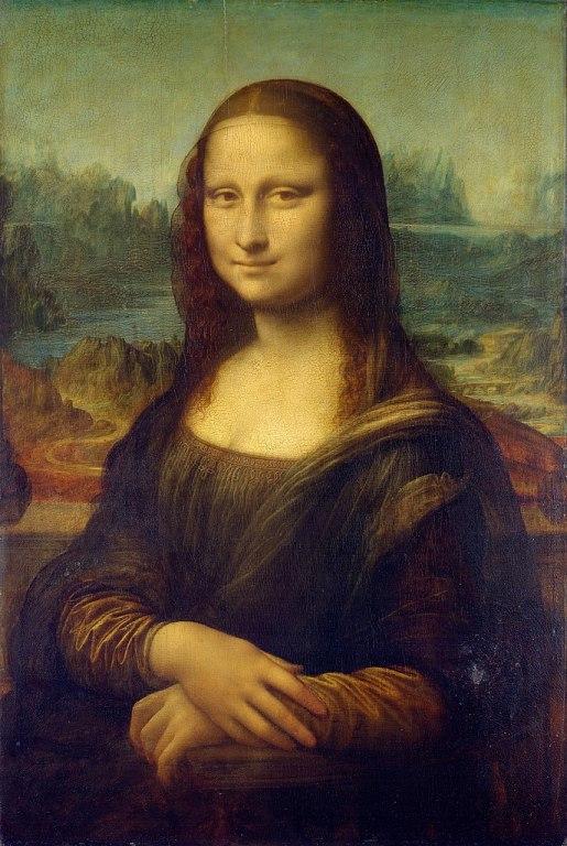 Леонардо да Винчи «Мона Лиза» © Louvre