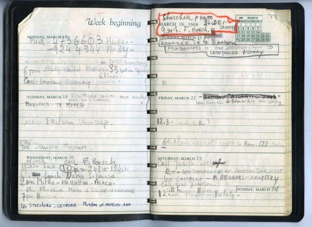 «Warhol movies»: 18 марта, 6 pm © Sotheby's