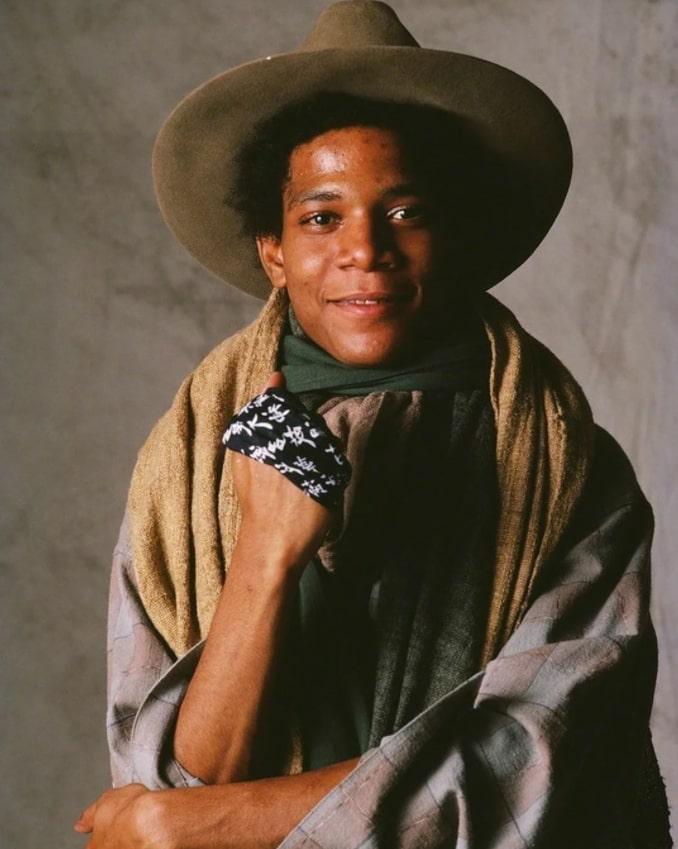 Жан-Мишель Баския © The Estate of Jean-Michel Basquiat