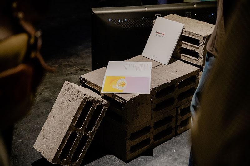 Пей-Ин Лин. Книга рецептов, перформанс © Центр Art & Science Университета ИТМО