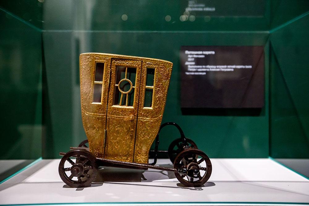 Выставка «Московитское стекло. Искусство слюдяных дел мастеров»
