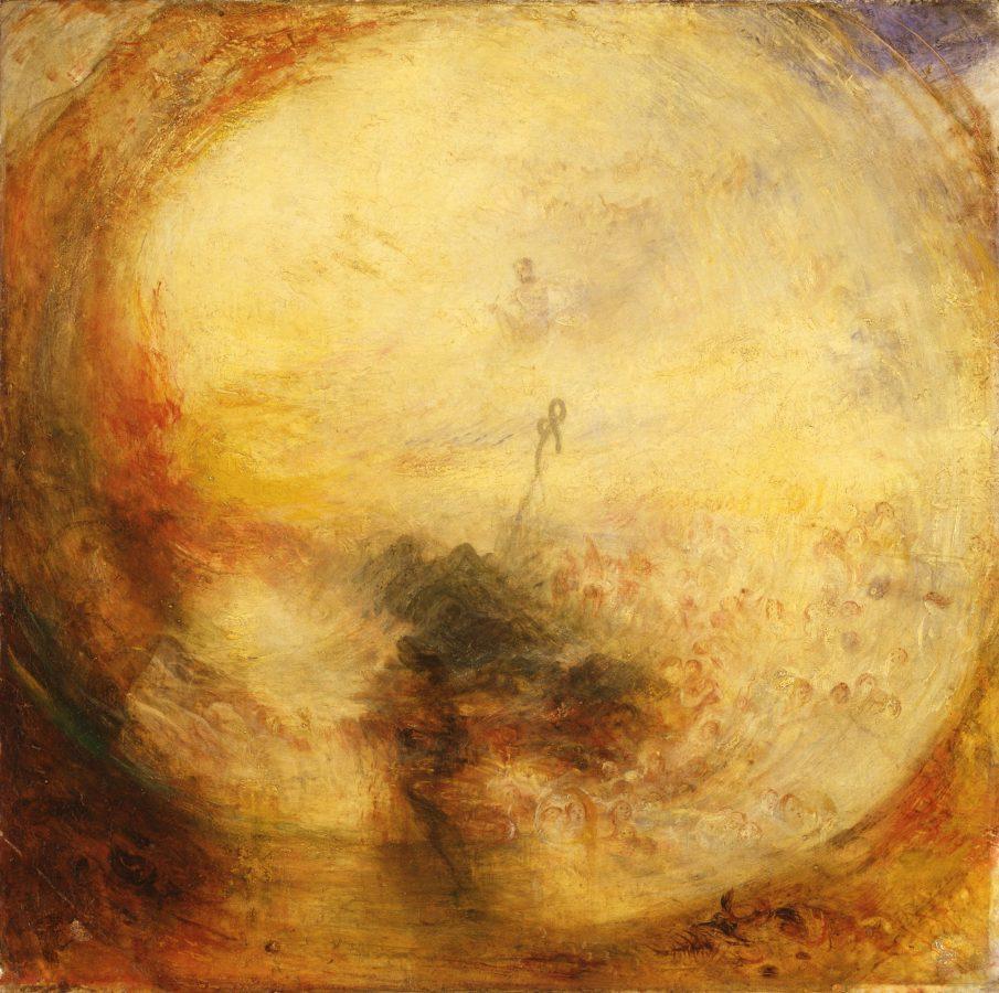 Джозеф Мэллорд Уильям Тернер «Свет и цвет: утро после дождя», 1843 © Tate