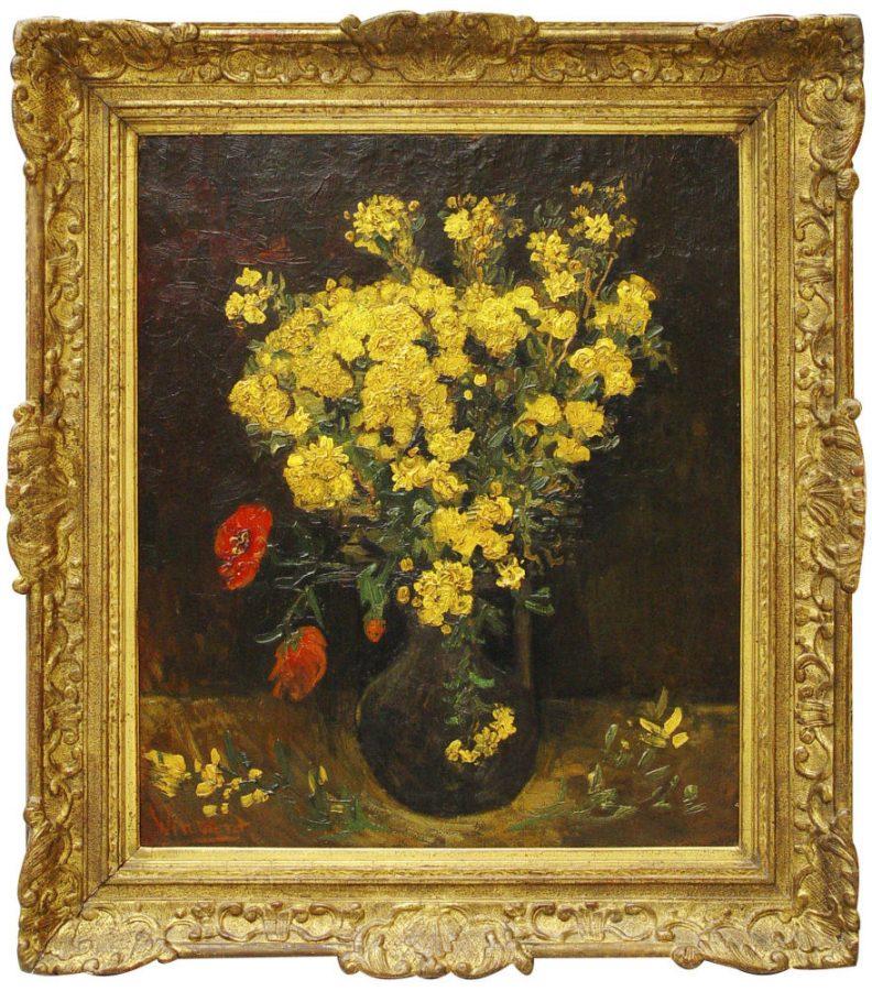 Винсент Ван Гог «Маки», 1887 © AP