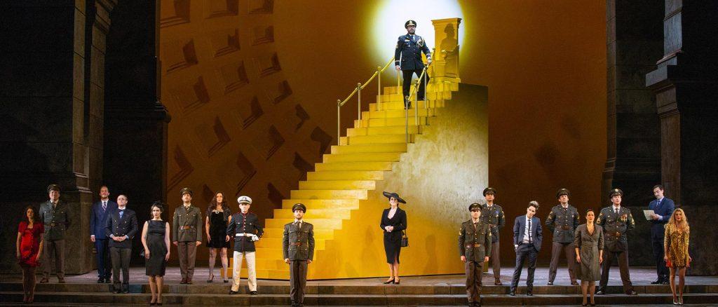Опера Георга Фридриха Генделя «Агриппина» © МЕТ