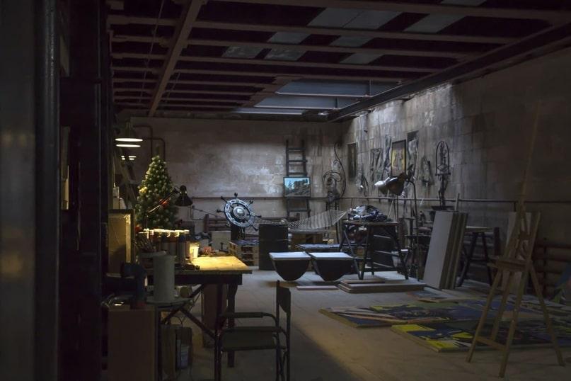 Арт-пространство «Палуба», Екатеринбург © Пресс-служба Уральской биеннале