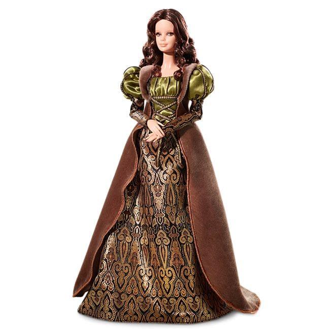 Barbie® Doll Inspired by Leonardo da Vinci © barbie.mattel.com