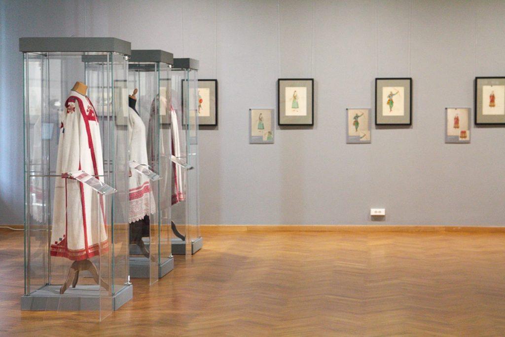 Выставка «Сказ об Иване Билибине» © ВХНРЦ им. И.Э. Грабаря