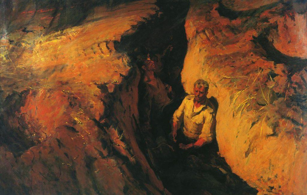 Б.М. Неменский «Земля опаленная», 1961 tg-m