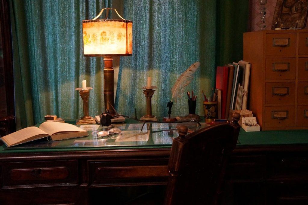 Интерьер квартиры Льва Гумилева © Музей Анны Ахматовой в Фонтанном доме