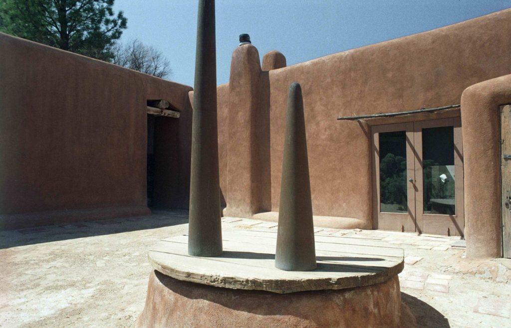 Дом Джорджии О'Кифф в Абикью, Нью-Мексика, 2007 © Georgia O'Keeffe Museum