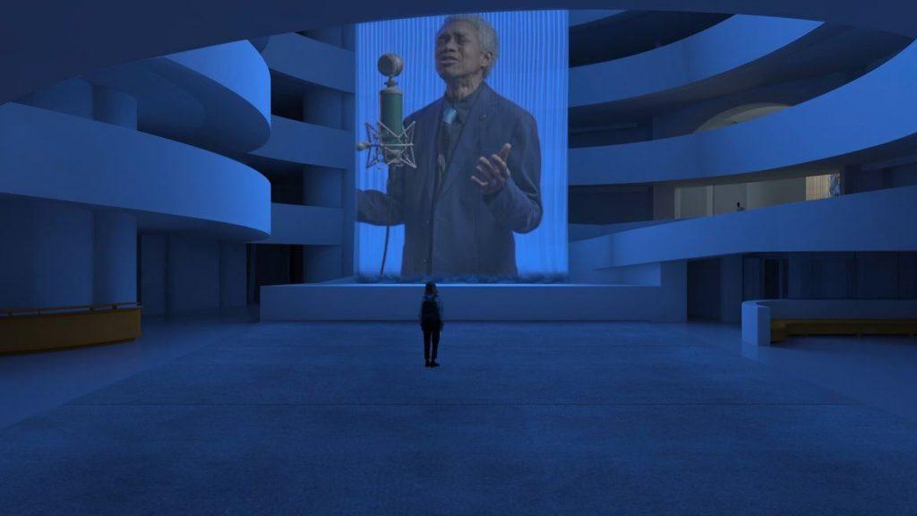 «Wu Tsang: Anthem» © Solomon R. Guggenheim Museum