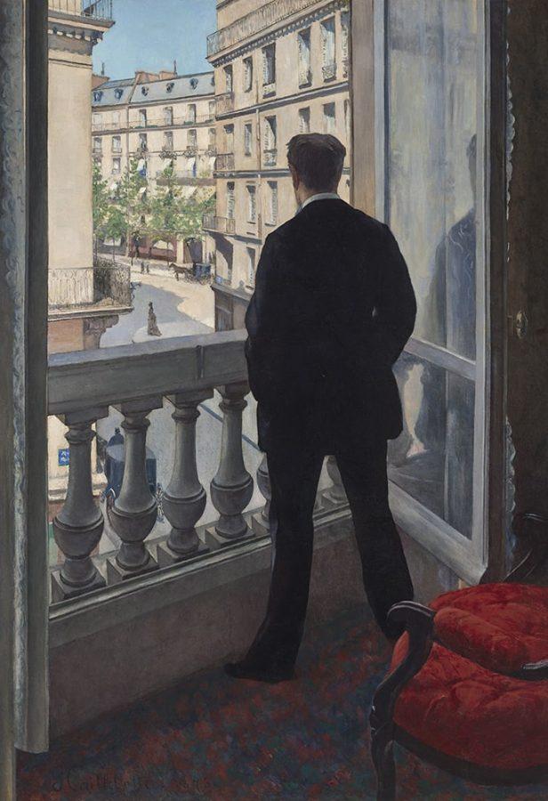 Гюстав Кайботт «Молодой мужчина у окна», 1876. Оценка по запросу (свыше $50 млн) © Christie's