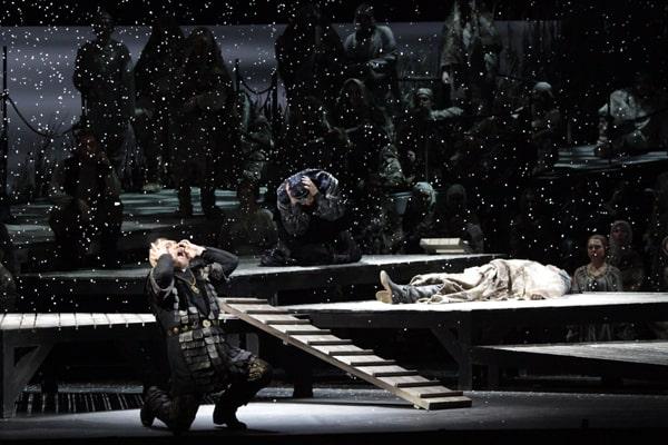 «Чародейка» на сцене Большого театра © Дамир Юсупов