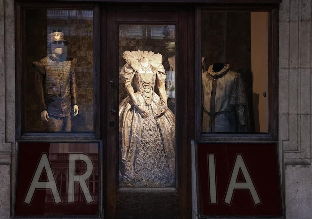 Костюмы Роберто Деверо к операм Гаэтано Доницетти © Wiener Staatsoper