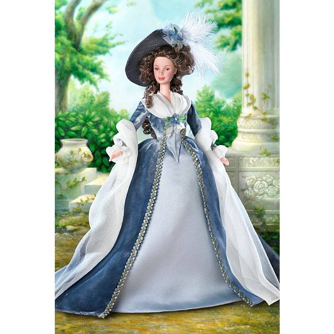 Duchess Emma™ Barbie® Doll © barbie.mattel.com