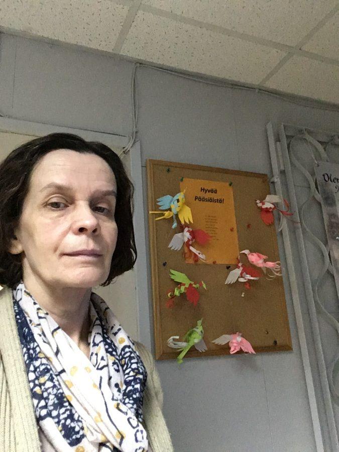 Эльвира Кириллова, координатор проектов по работе с детьми и молодёжью Санкт-Петербургского общества ингерманландских финнов Pietarin Inkerin Liitto