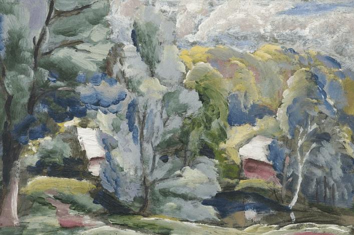 А.И. Кравченко «Корольковские дачи», 1918