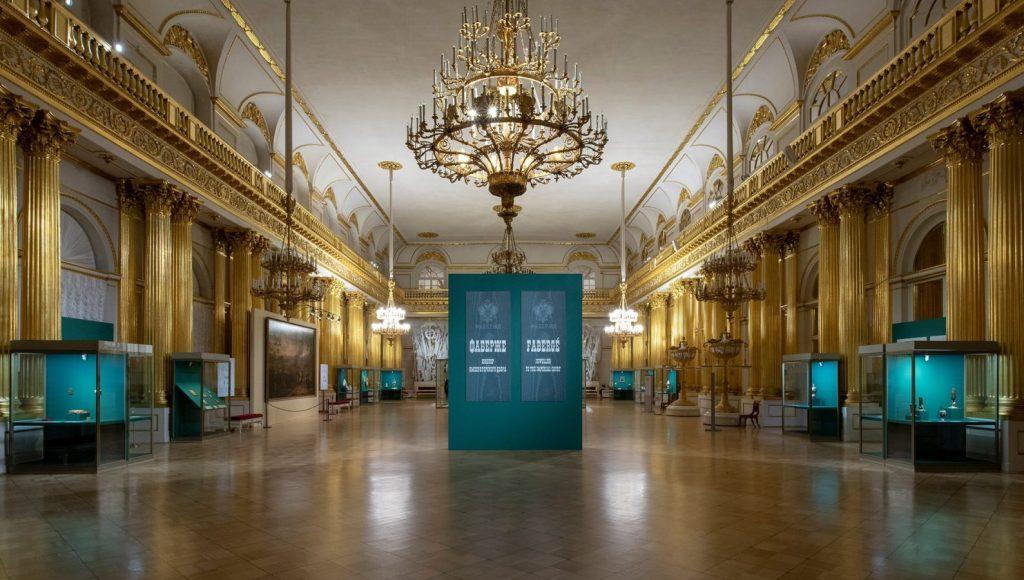 В Эрмитаже доказали  подлинность экспонатов Фаберже