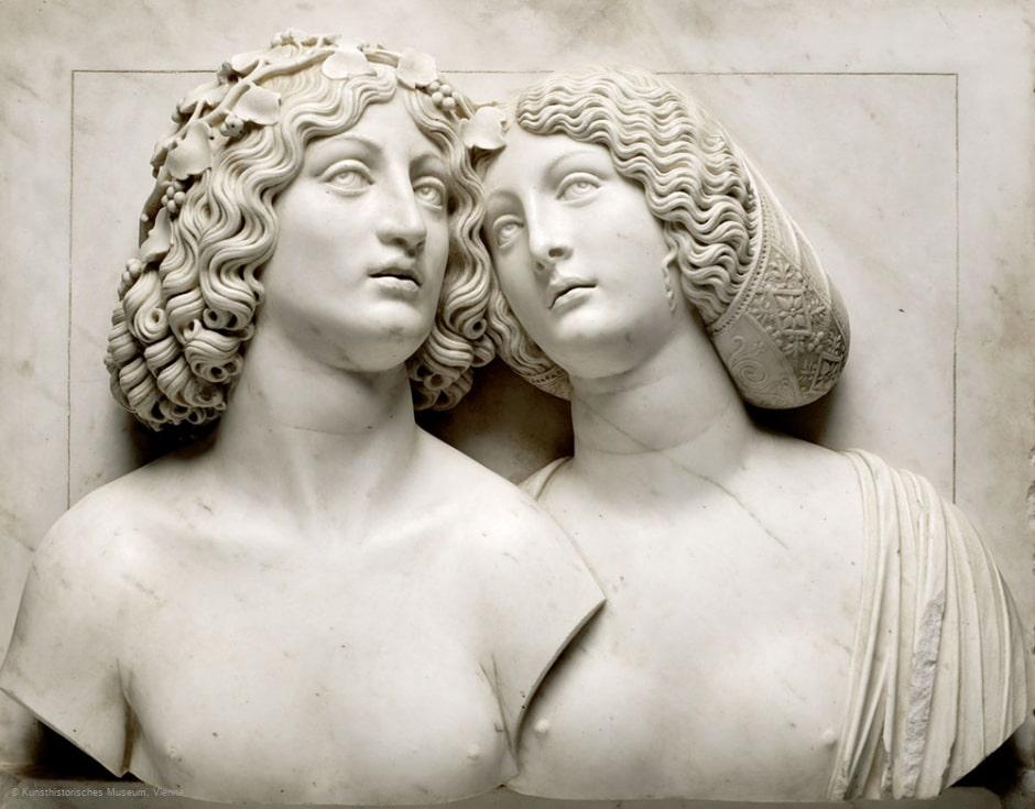Туллио Ломбардо «Jeune Couple (Bacchus et Ariane)»