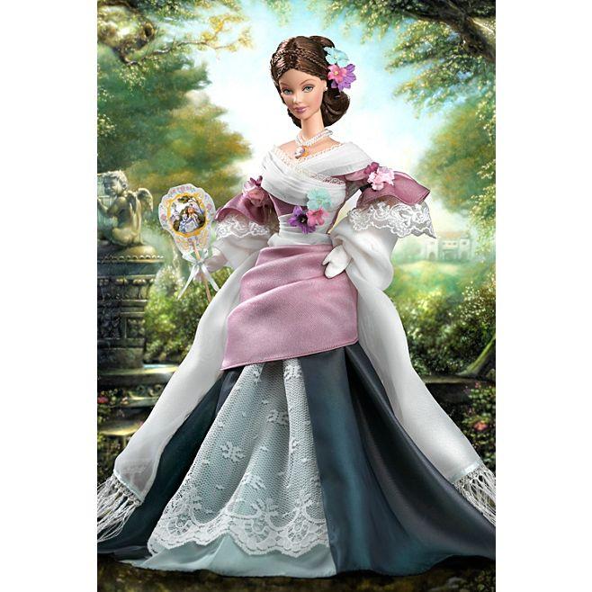 Mademoiselle Isabelle™ Barbie® Doll © barbie.mattel.com
