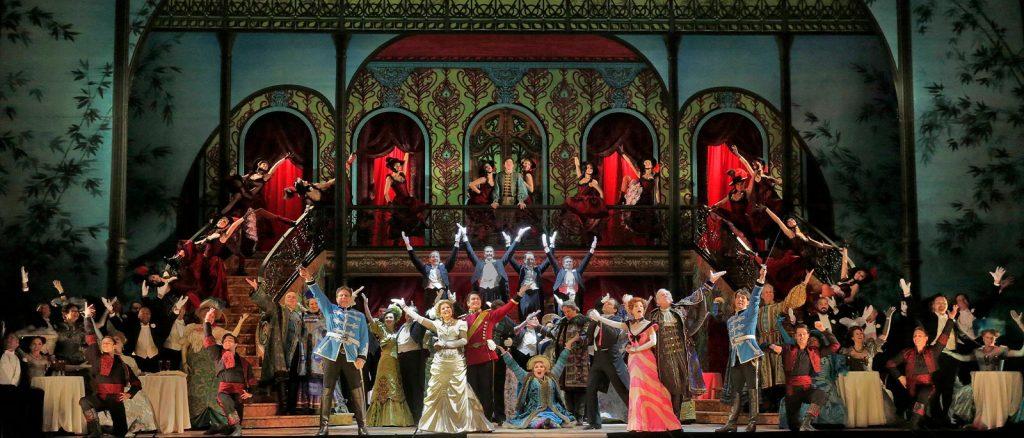 Nightly Opera Streams Metropolitan opera 29 апреля — 2 мая
