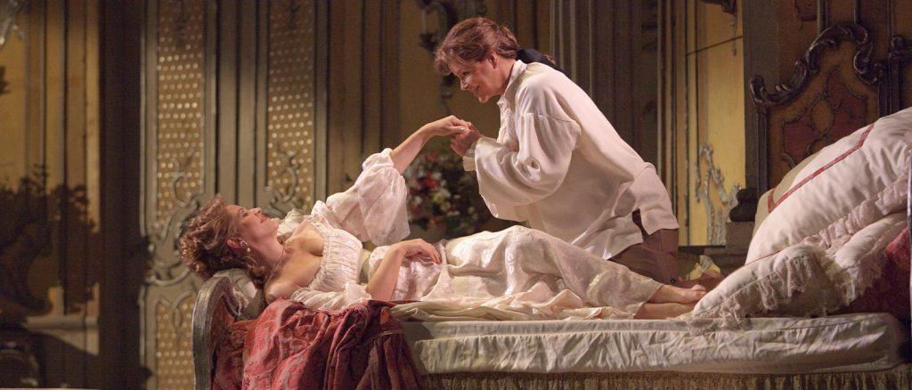 Опера «Кавалер Розы» © МЕТ