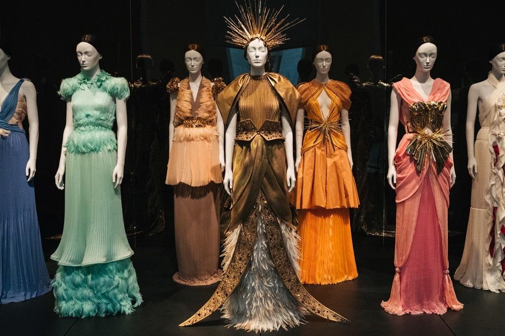 Выставка «В Америке: лексикон моды» © MET