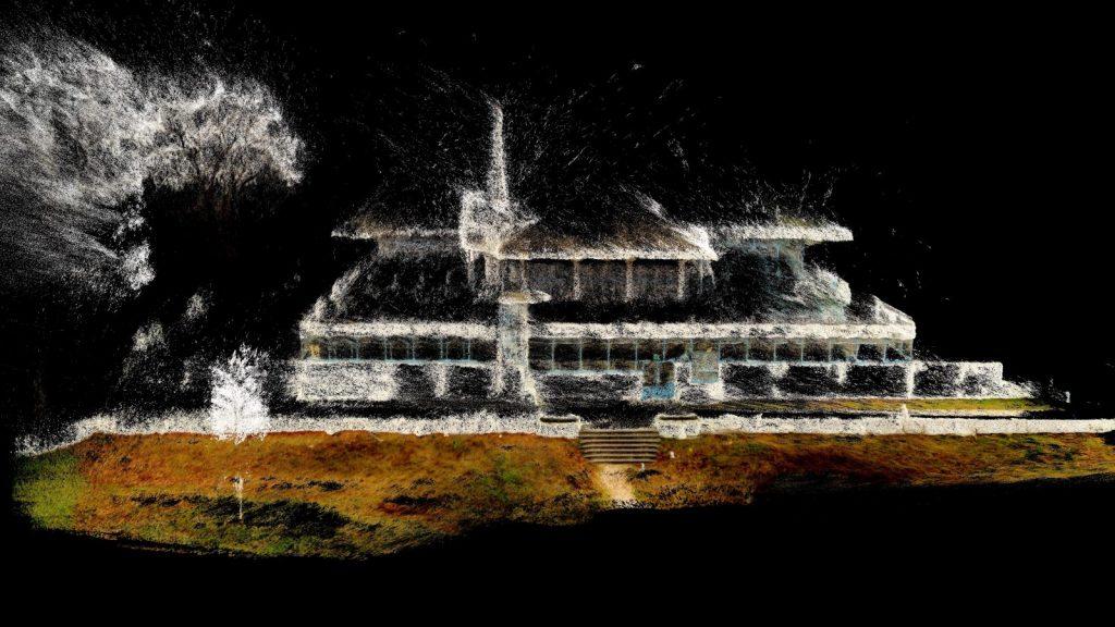 Микиель ван Бакель (Зоннестрааль, Нидерланды) «Заново смоделированный во времени санаторий» © Пресс-служба фестиваля «Сейчас&Потом»