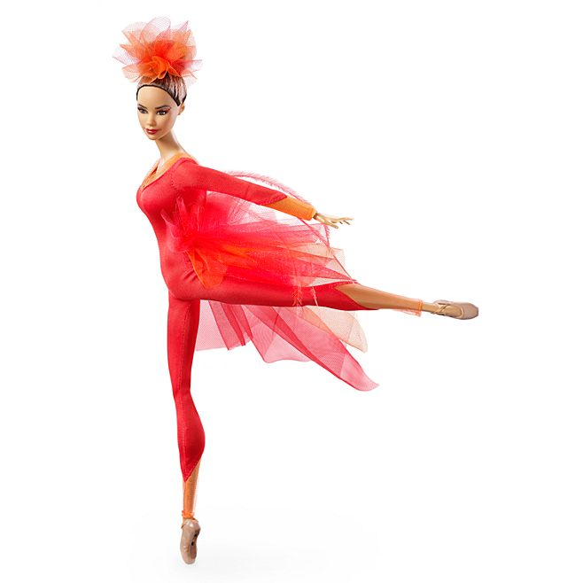 Misty Copeland Barbie® Doll © barbie.mattel.com
