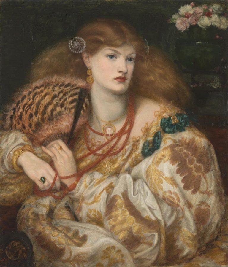 Данте Габриэль Россетти «Монна Ванна», 1866 © Tate