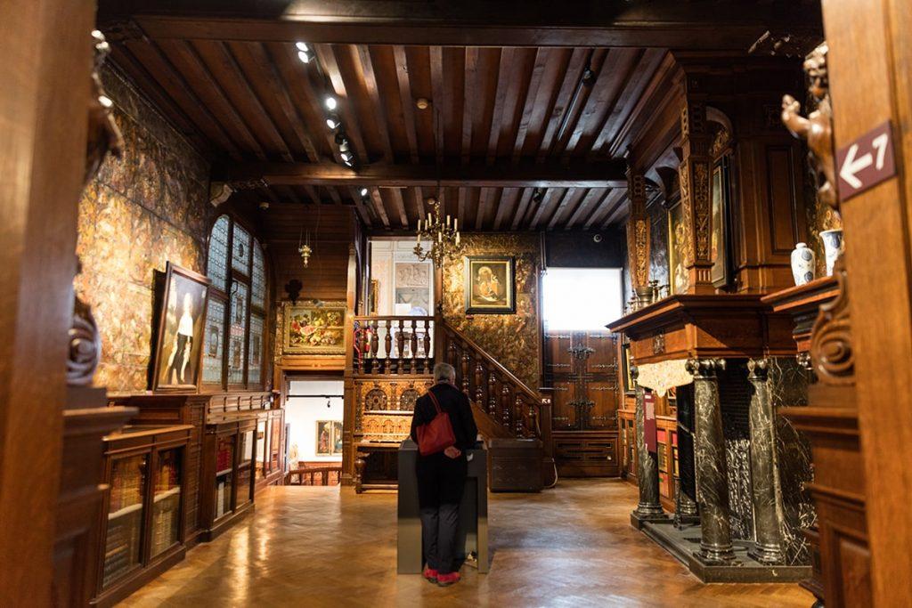 Museum Mayer Van Den Bergh © VISITFLANDERS