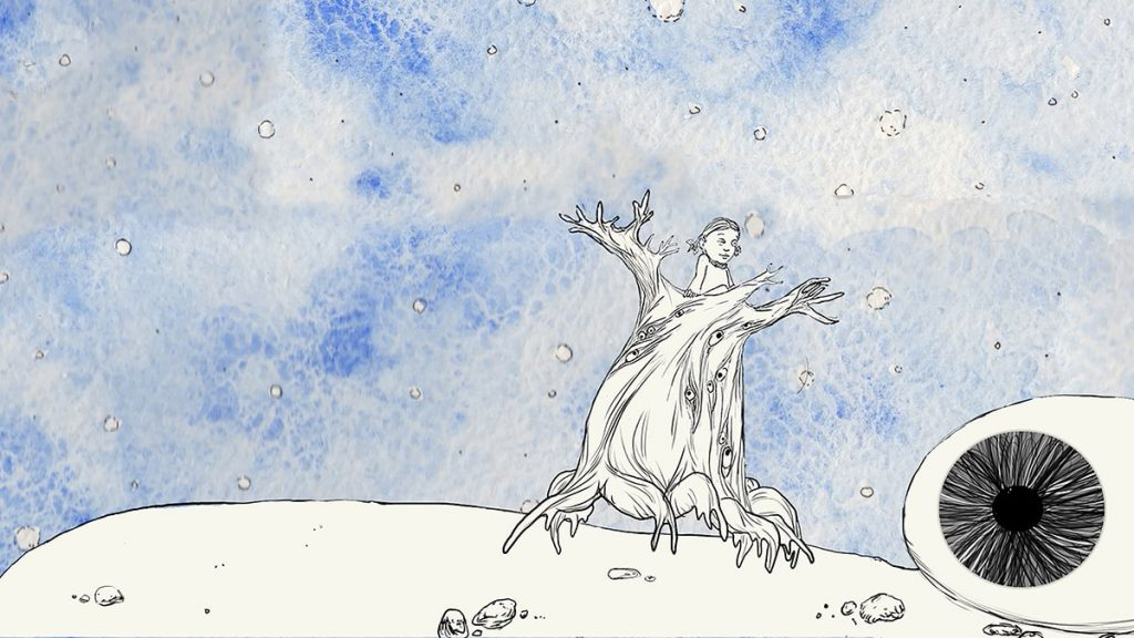 Лера Нибиру «Путешествие по ту сторону сна», 2020 © ГРМ