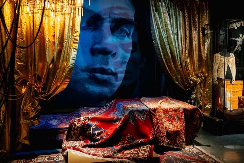 Выставочный проект «Рудольф Нуреев. Жизнь & легенды» © arseniev.org