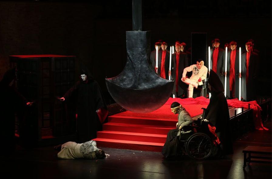 «Опричник» в постановке Мариинского театра © mariinsky.ru