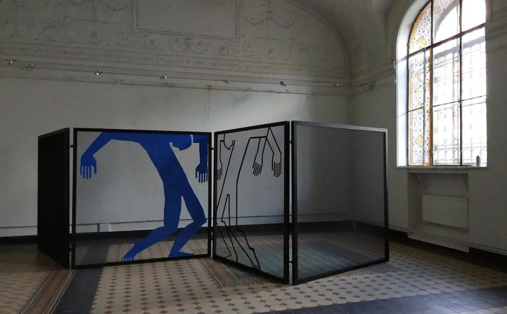В Русском музее проходит выставка художников-миллениалов