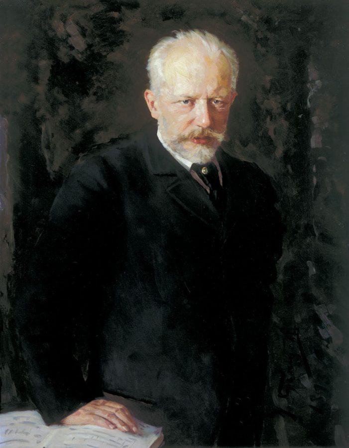 Н. Д. Кузнецов «Портрет Петра Ильича Чайковского», 1893 Государственная Третьяковская галерея
