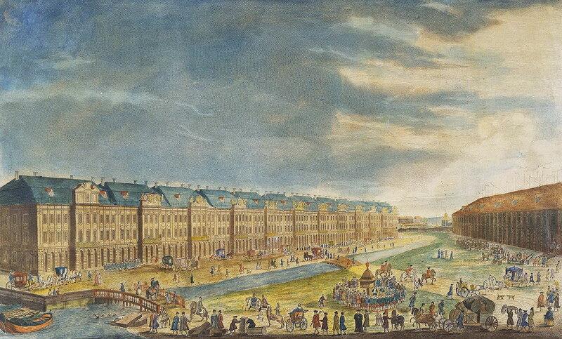 Выставка «Первый архитектор Петербурга» Музей истории Петербурга,