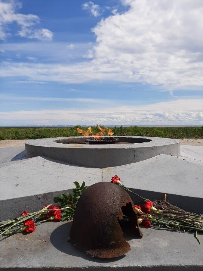 Мемориал «Разорванное кольцо» © Точка ART