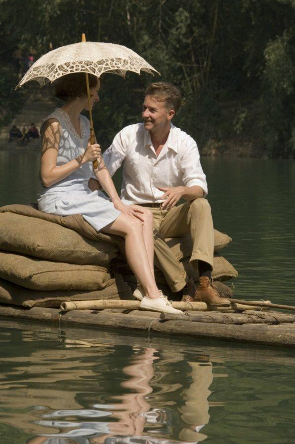 Кадр из фильма «Разрисованная вуаль»