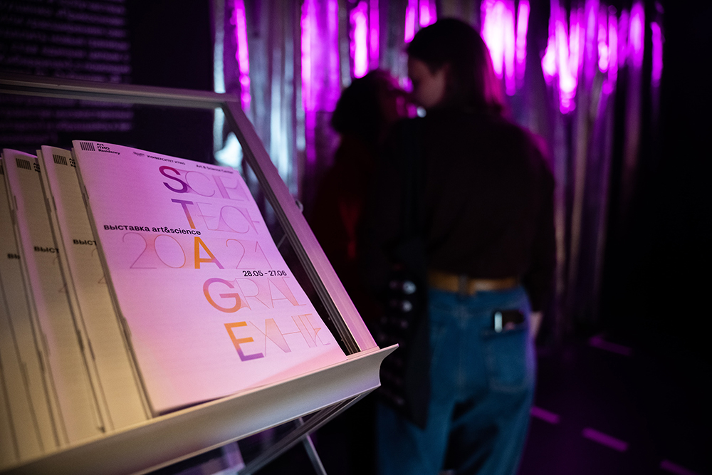 STAGE (Science & Technological Art Graduate Exhibition)