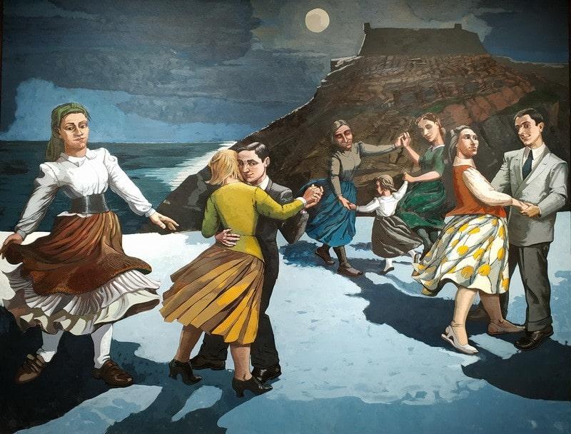 Паула Рего «Танец», 1988 © Tate