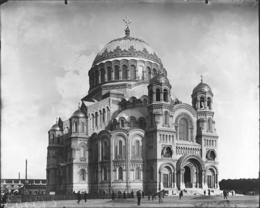 Ателье Буллы «Морской собор Николая Чудотворца», 1913 © ЦГАКФФД